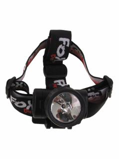 Stirnlampe Crypton Birne