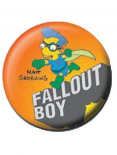2 Button Fallout Boy