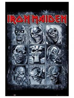 Poster Iron Maiden Eddie