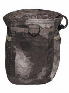 Patronenhülsen Tasche HDT camo