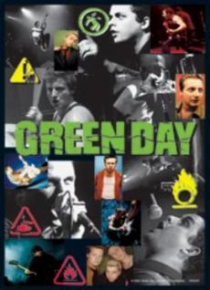 Green Day Postkarte Fotos