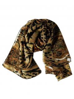 Polyester Tuch Tiger