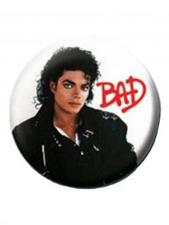 2 Button Michael Jackson BAD