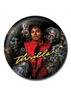 2 Button Michael Jackson Thriller