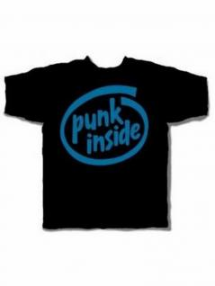 T-Shirt Punk Inside