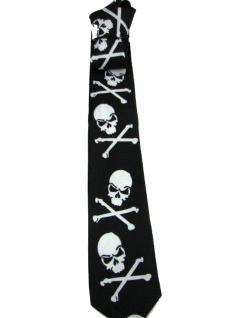 Krawatte Skull