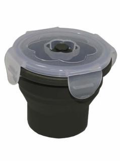 Lunchbox 0, 24 Liter faltbar rund