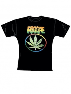 Girl T-Shirt Reggae