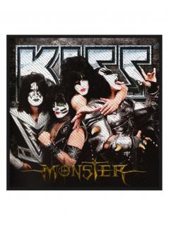 Aufnäher Kiss Monster