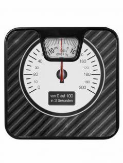 Waage - Von 0 auf 100 in 3 Sekunden