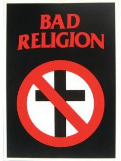 6 Bad Religion Postkarten