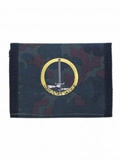 Geldbeutel 1. NL/D Corps flecktarn