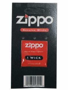 Zippo Docht für Sturmfeuerzeug