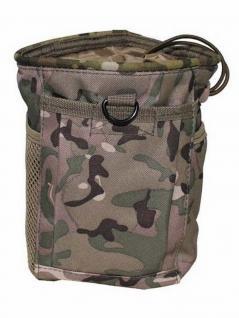 Patronenhülsen Tasche Operation camo