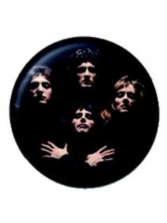 2 Button Queen Faces