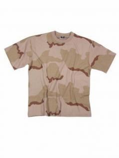 Armee T-Shirt Desert 3 Farben