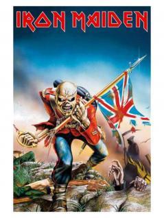 Poster Iron Maiden Trooper