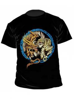 T-Shirt Gut und Böse