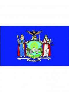 Fahne New York