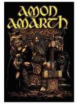Amon Amarth Poster Fahne Thor