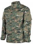 US Army Combat Feldjacke digital woodland
