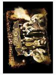 Mötley Crüe Poster Fahne
