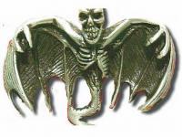 Gothic Halskette Fledermaus