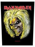 Iron Maiden Rückenaufnäher Killer