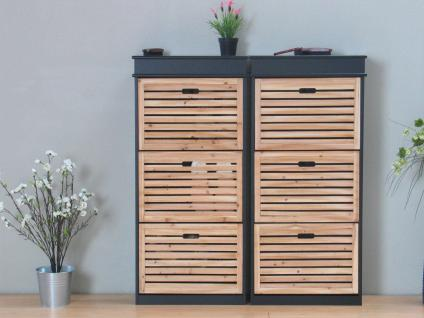 schuhkommode schuhschrank g nstig kaufen bei yatego. Black Bedroom Furniture Sets. Home Design Ideas