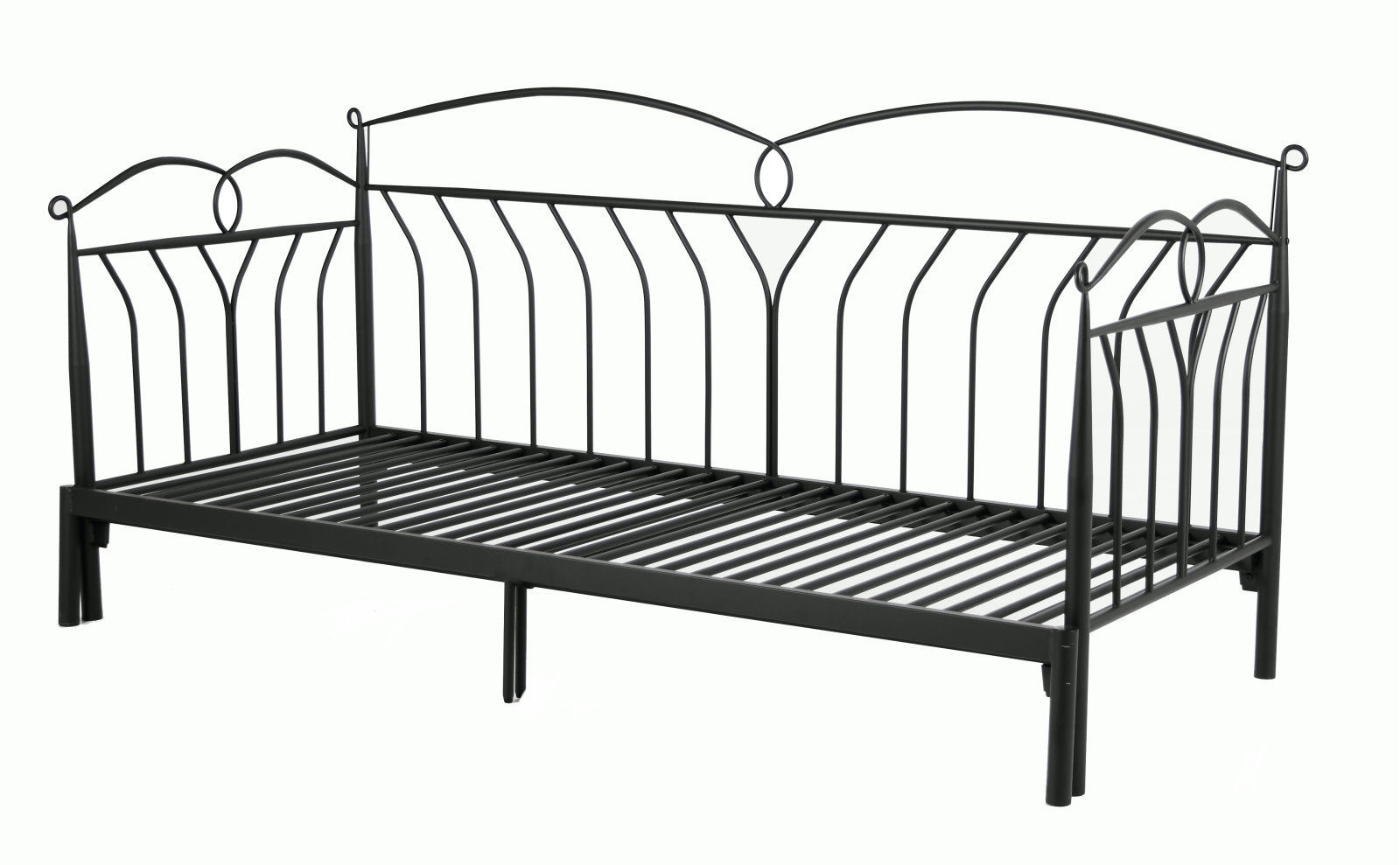 metallbett 90x200 schwarz gallery of metallbett ikea herrlich schwarz fantastisch x betten cm. Black Bedroom Furniture Sets. Home Design Ideas
