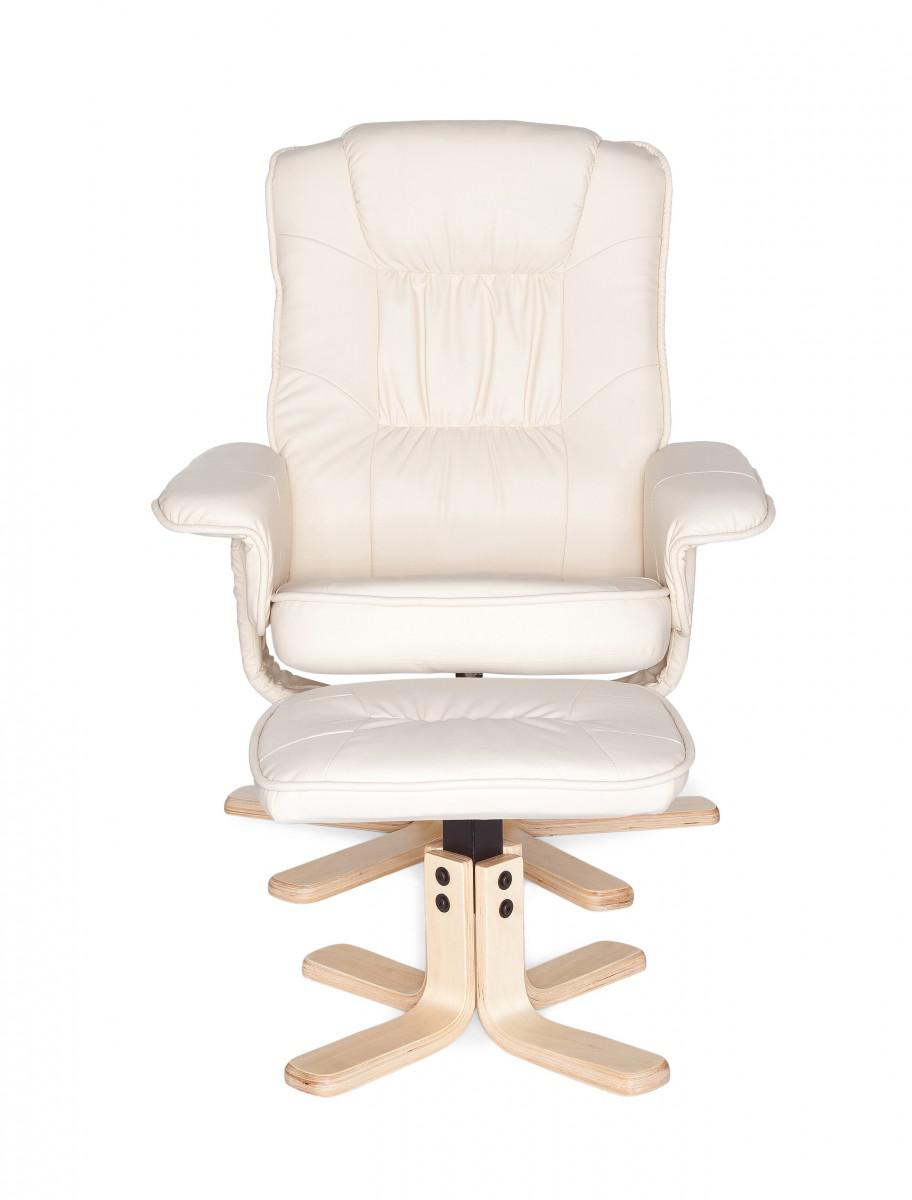 Tv sessel design  Relaxsessel Mit Hocker Ostermann: Kunstleder massagesessel ...