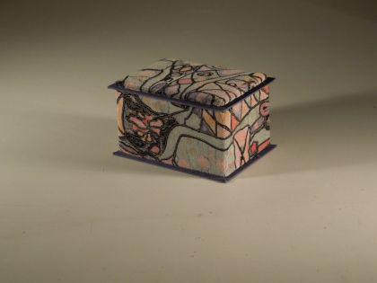 Geschenkbox Schmuck, Konfekt, Münzen - Vorschau 1