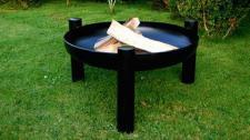 LIBATHERM Feuerschale, 0 Euro Versandkosten, 60 cm Durchmesser Feuerkorb Feuerstelle