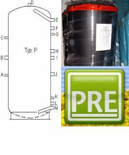 neu pufferspeicher 1000 l f r heizung solar panel kaufen. Black Bedroom Furniture Sets. Home Design Ideas