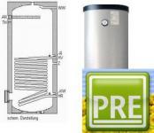 NEU Solarpeicher 150 Liter 1WT für Heizung oder