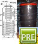 Neu Kombispeicher 3 WT 1000 L Solar Trinkwasser