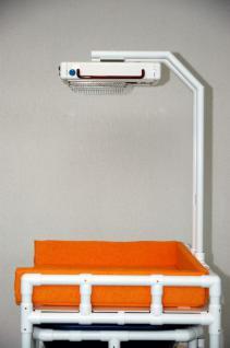 klinik wk5 rollbare wickelkommode wickeltisch rcn kaufen bei n ssespezialist in der pflege. Black Bedroom Furniture Sets. Home Design Ideas