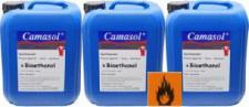 Bio Ethanol 3 x 10 Liter