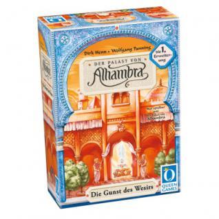 Der Palast von Alhambra - 1 Erweiterung - Die Gunst des Wesirs
