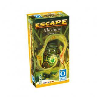 Escape - Der Fluch des Tempels 1 Erweiterung Illlusions