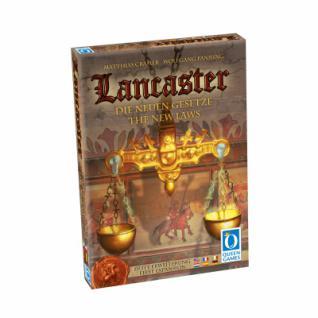 Lancaster - 1 Erweiterung - Die neuen Gesetze