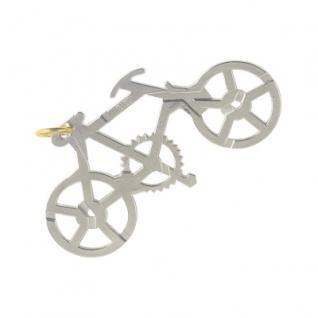 Cast Puzzle Bike - Metallpuzzle - Level 1