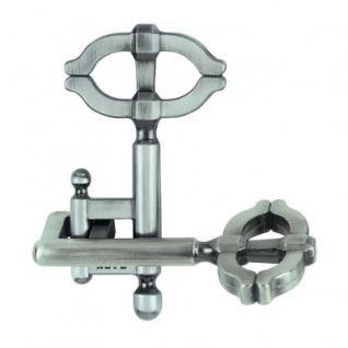 Cast Puzzle Key II - Metallpuzzle - Level 2
