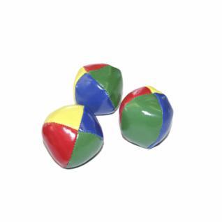 Jonglierbälle - 50 mm - 3 Stück