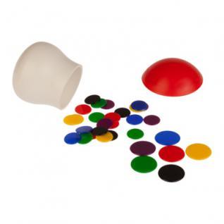 Flohpilz aus Kunststoff - für 2-6 SpielerInnen