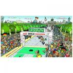 Berlin Marathon - Poster - DIN A2