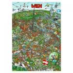 Wien - Poster - DIN A1