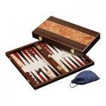 Backgammon - Kassette - Diogenis - Holz - standard