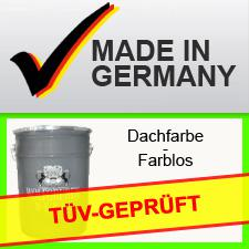 5eur kg dachfarbe t v gepr ft ziegelfarbe dachanstrich dachbeschichtung dach farbe. Black Bedroom Furniture Sets. Home Design Ideas