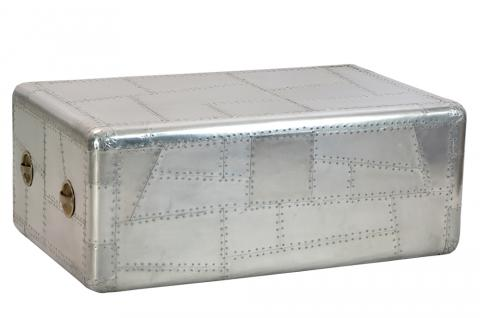 NEU aircraft möbel Aluminium Coffee table Couchtisch airrange